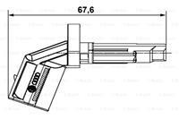 BOSCH ABS Sensor 0 265 007 928 Drehzahlsensor,Raddrehzahl Sensor VW,AUDI,BENTLEY,PHAETON 3D_,A4 Avant 8K5, B8,A6 Avant 4F5, C6,A4 8K2, B8,Q5 8R