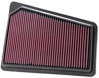 K&N vervangingsfilter Hyundai Genesis 3.8L 2009-2011 (33-2427)