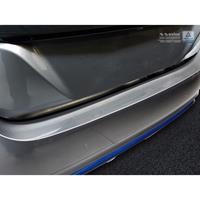 Zwart RVS Kofferbaksierlijst Nissan Leaf II 2017-