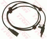 TRW ABS Sensor GBS1113 Drehzahlsensor,Raddrehzahl Sensor PEUGEOT,CITROËN,407 SW 6E_,407 6D_,407 Coupe 6C_,C6 TD_