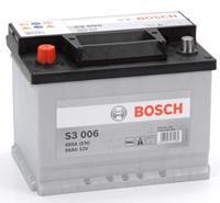 fiat Bosch S3 006 Black Accu 56 Ah