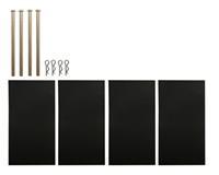 A.B.S. Zubehörsatz, Scheibenbremsbelag 0983Q  FORD,GRANADA GU,GRANADA Kombi GNU,GRANADA GGTL, GGFL,GRANADA Coupe GGCL,GRANADA Kombi GGNL