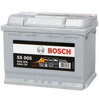 renault Bosch S5 005 Silver Accu 63 Ah