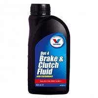 Valvoline rem /koppelingsvloeistof DOT4 500 ml