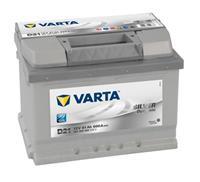 bmw Varta Accu Silver Dynamic D21 61Ah