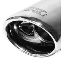 Sportuitlaat Opel Adam 1.4 74kW 2013- 95x65mm