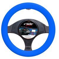 Simoni Racing Stuurwielhoes Soft Silicon - 37-39cm - Blauw
