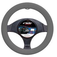 Simoni Racing Stuurwielhoes Soft Silicon - 37-39cm - Grijs