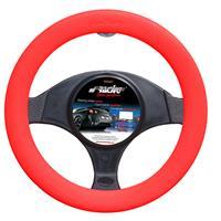 Simoni Racing Stuurwielhoes Soft Silicon - 37-39cm - Rood