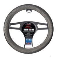 Simoni Racing Stuurwielhoes Tyre Soft Sil - 35-40cm - Zwart