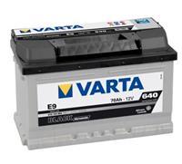 opel Varta Accu Black Dynamic E9 70 Ah