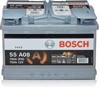 bmw Bosch S5 A08 Silver Accu 70 Ah