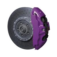 Foliatec Remklauwlakset - deep violet - 3 Komponenten