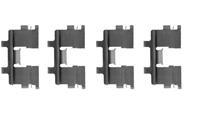 A.B.S. Zubehörsatz, Scheibenbremsbelag 1015Q  NISSAN,SUBARU,CHERRY III N12,SUNNY I B11,SUNNY I Coupe B11,SUNNY I Traveller B11,LIBERO Bus E10, E12