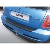 ABS Achterbumper beschermlijst BMW Mini One/Cooper 2001-2006 Zwart