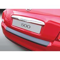 ABS Achterbumper beschermlijst Fiat 500 7/2015- zwart