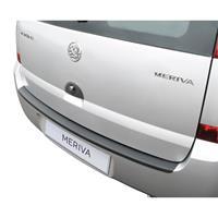 ABS Achterbumper beschermlijst Opel Meriva 2003-2010 excl. OPC Zwart