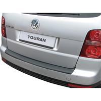 ABS Achterbumper beschermlijst Volkswagen Touran -8/2010 Zwart
