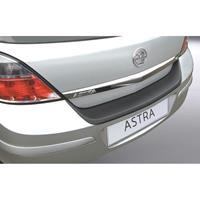 ABS Achterbumper beschermlijst Opel Astra H 5 deurs excl. VXR/GSi/OPC Zwart
