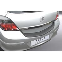 ABS Achterbumper beschermlijst Opel Astra H 3 deurs excl. VXR/GSi/OPC Zwart