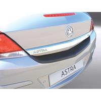 ABS Achterbumper beschermlijst Opel Astra H TwinTop Zwart