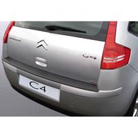 citroen ABS Achterbumper beschermlijst Citroën C4 5 deurs Zwart