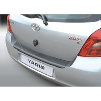 ABS Achterbumper beschermlijst Toyota Yaris II 2006-2009 Zwart