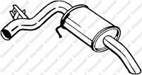 BOSAL Endschalldämpfer 247-013 ESD,Endtopf BMW,1 E87