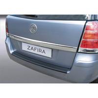 ABS Achterbumper beschermlijst Opel Zafira B 2005- Zwart