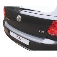 ABS Achterbumper beschermlijst Volkswagen Polo 6R 3/5 deurs 2009-2014 Zwart