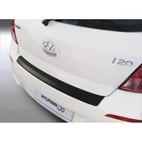 ABS Achterbumper beschermlijst Hyundai i20 3/5 deurs 2012- Zwart