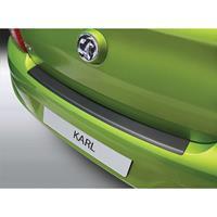 ABS Achterbumper beschermlijst Opel Karl 7/2015- Zwart