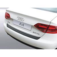 ABS Achterbumper beschermlijst Audi A4 Sedan 2008-2012 Zwart