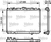 Kühler, Motorkühlung   Valeo (735081)