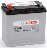 peugeot Bosch S3 017 Black Accu 45 Ah