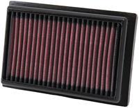 K&N vervangingsfilter Toyota Prius C 1.5L (33-2485)