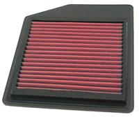 K&N vervangingsfilter Honda NSX 3.0i 1991- (33-2713)