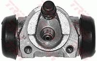 TRW Bremszylinder BWH175 Radbremszylinder RENAULT,4 112_,5 122_,4 Kasten R21_, R23_,6 118_,5 Kasten 238_,RODEO 5