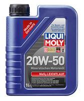 Liqui Moly Mos2 Lage-Viscositeit 20W-50 1 Ltr
