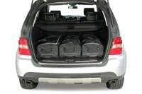 Reistassenset Mercedes-Benz ML (W164) 2005-2011 suv