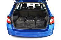 Reistassenset Skoda Fabia III (NJ) combi 2014- wagon