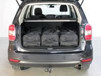 Reistassenset Subaru Forester (SJ) 2013- suv