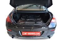 Reistassenset BMW 6 series Gran Coupé (F06) 2013- 4d
