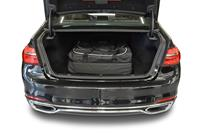 Reistassenset BMW 7 series + Li (G11-G12) 2015- 4d