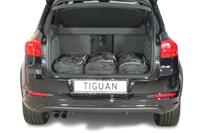 Reistassenset Volkswagen Tiguan (5N) low boot floor 2007-2015 suv