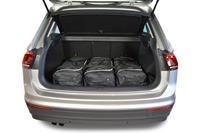 Reistassenset Volkswagen Tiguan II low boot floor 2015- suv