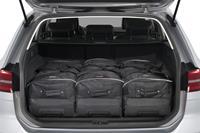 Reistassenset Volkswagen Tiguan II Allspace 5-seater 2017- suv