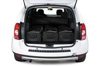 Reistassenset Dacia Duster 1 4x4 2010-2017 suv