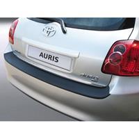 ABS Achterbumper beschermlijst Toyota Auris -2010 Zwart