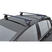 Dakdragerset Twinny Staal S50 Volvo S60/V60/V40 2010- (voor auto's zonder dakreling)